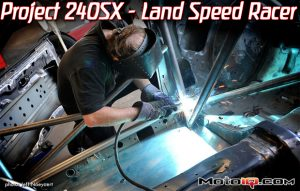 Project Land Speed Racer 240SX: Chassis Prep and Roll Cage Fabrication