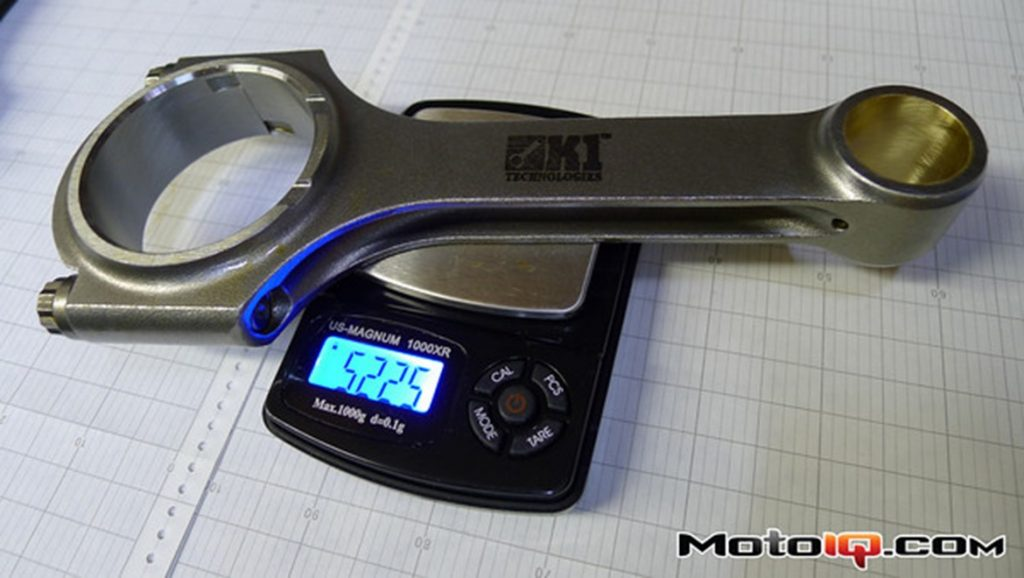 K1 connecting rods SR20