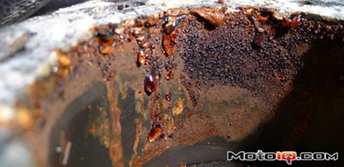 SR20 rusted cylinder liners