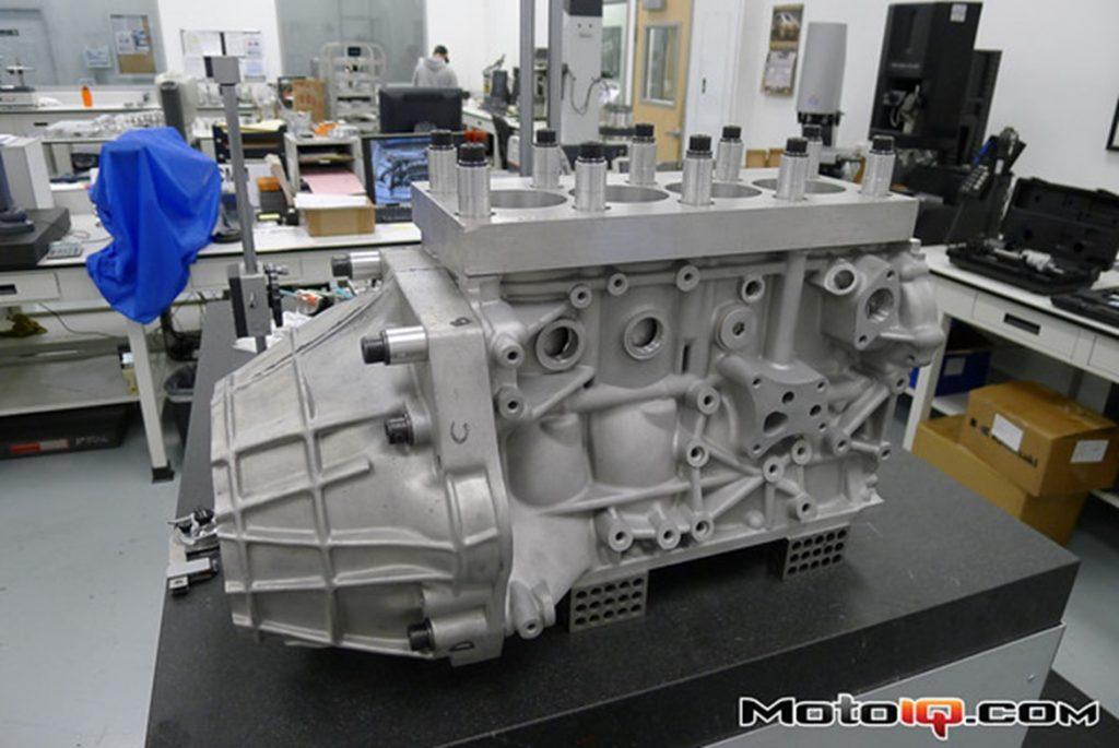 5523 Motorsports torque plate SR20 block