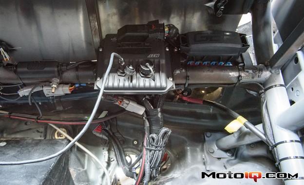 Matt Powers Drift Car Wiring