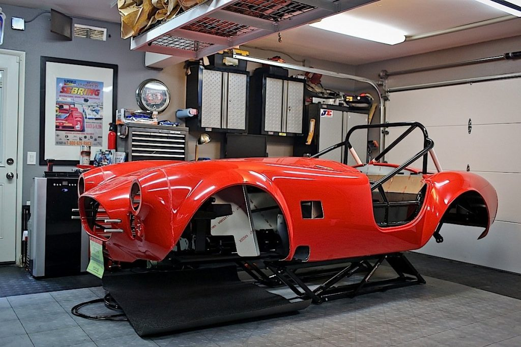 Factory Five Cobra Chassis