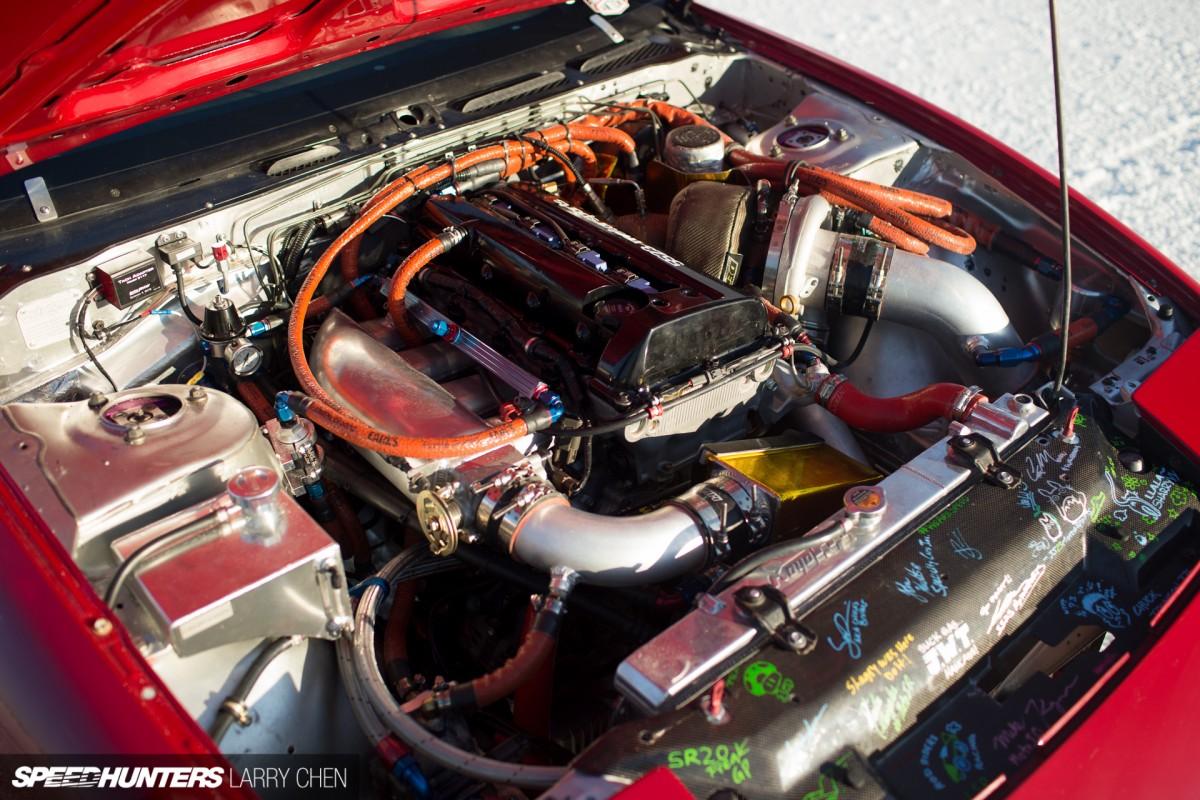 5523 Motorsports SR15 engine project LSR