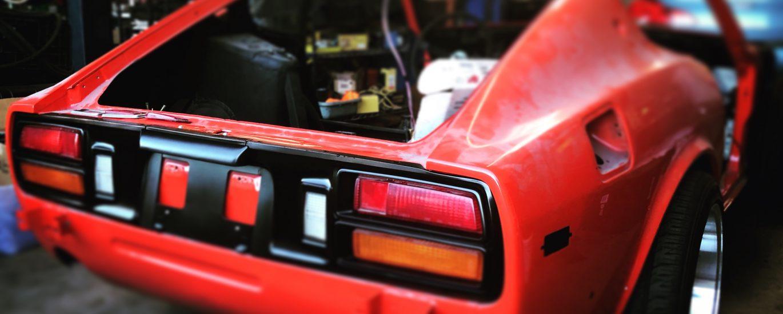Datsun 280z Restomod